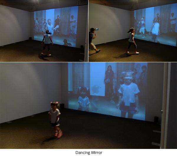 Dancing Mirror