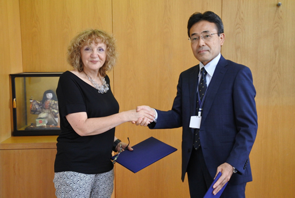 Faculty of Arts in Cieszyn、University of Silesia in Katowiceとメディア学部が提携
